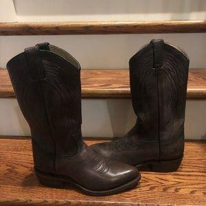 Frye women's Bruce western boots sz 7 new